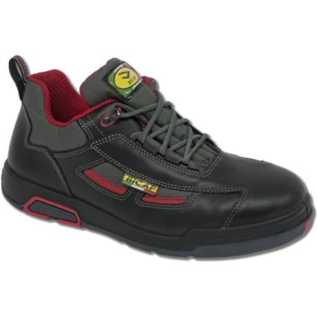 Chaussure de sécurité en cuir hydrofuge BICAP