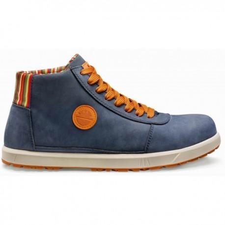 Chaussures montantes de sécurité Brave Banner S1P DIKE blue