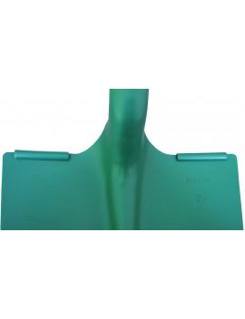 Pelle carrée Terrassier Largeur 23 cm à 2 rebords Magne