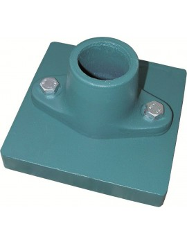 Dame carrée acier forge douille conique interchangeable Magne