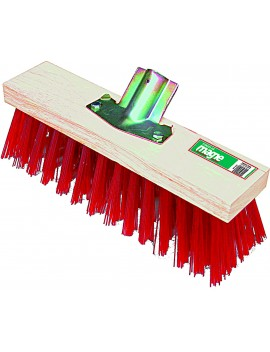Balai de cantonnier 33 cm fibres synthétiques Magne