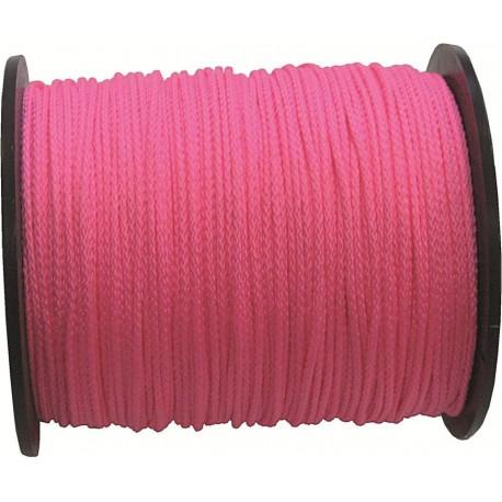 Cordeau fluo Ø 2,5 mm en bobine polypro Magne