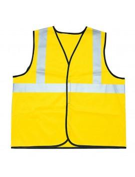 Gilet chasuble jaune