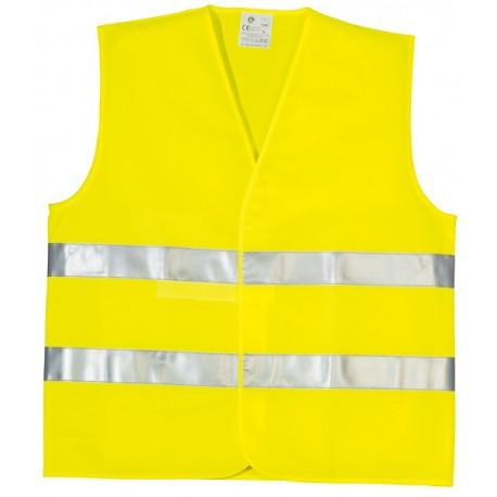 Gilet jaune de sécurité