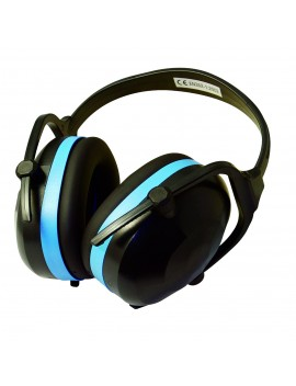 Casque anti-bruit pliable 30 dB
