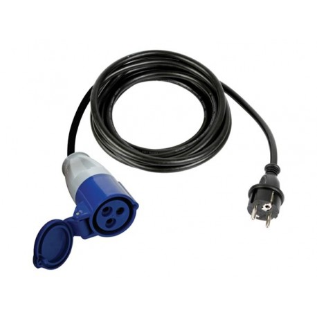 Adaptateur CEE 16 A à SCHUKO 230 V - IP 44