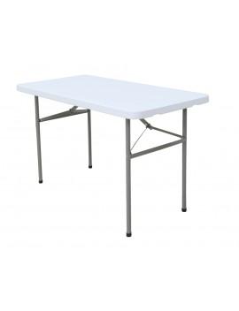 Table rectangulaire de 122 cm x 61 cm BJS
