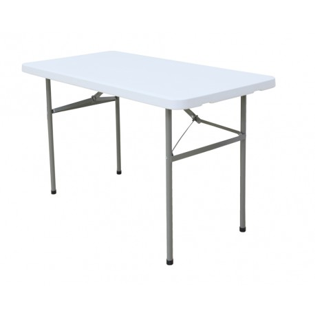 Table rectangulaire de 122 cm x 61 cm BJS