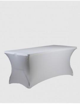 Housse Spandex pour table pliante rectangle 183 x 76 cm