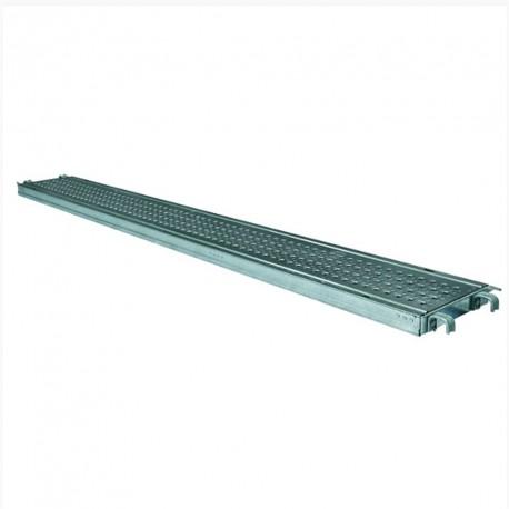 Plancher acier largeur 0,36 m Classe 6 DUARIB