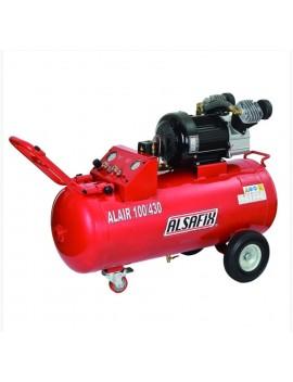 Compresseur 3 cv - 100 L - électrique ALAIR 100/430