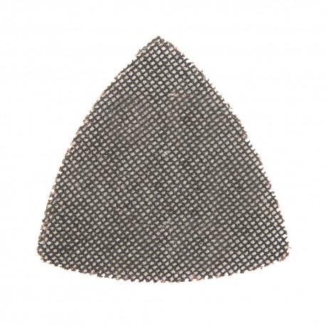Lot de 10 triangles abrasifs 105 mm