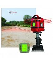 Niveau auto. laser rotatif et inclinaison