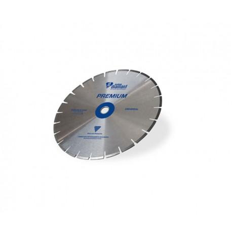 Disque diamanté Ø 400 mm pour asphalte