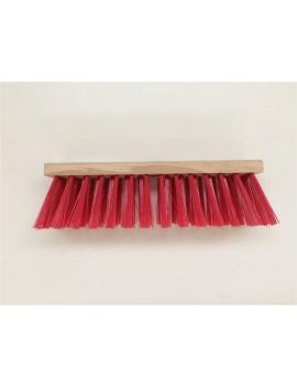 Balai soies PVC Ø 24 mm - longueur 30 cm