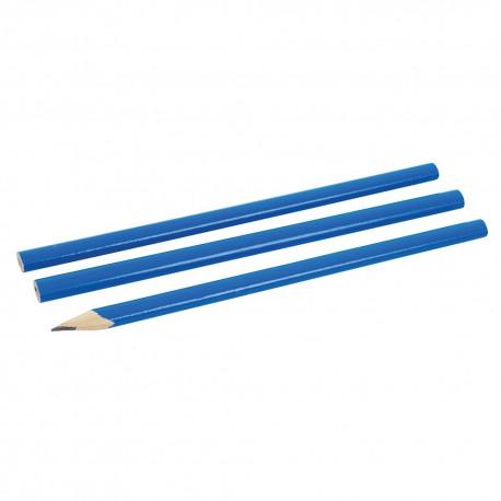 Lot de 3 crayons de menuisier
