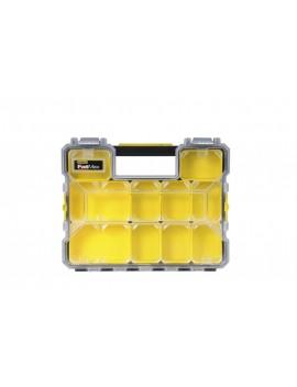 Organiseur étanche 10 compartiments - profondeur 64 mm