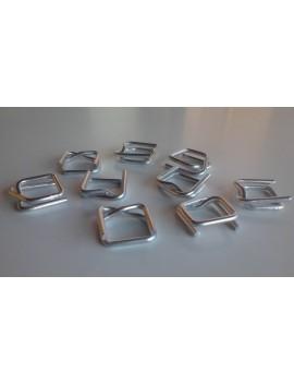 Boucles métalliques Ø 13 mm