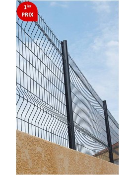 Clôture industrielle 2,5 m x 1,83 m