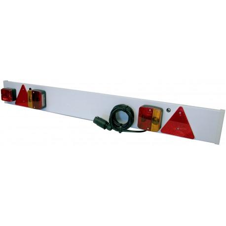 Plaque de signalisation pour bétonnières tractables ALTRAD