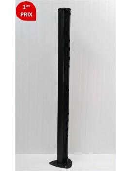 Poteau pour clôture hauteur 1,23 m