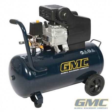 Compresseur d'air 2 ch, 50 L GMC
