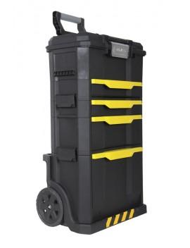 Servante modulo 3 en 1 avec boite Touchlatch à tiroir