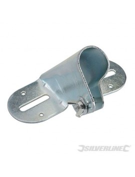 Douille métallique pour manche à balai