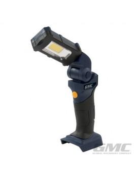 Lampe de travail à tête pivotante 18 V (sans batterie)