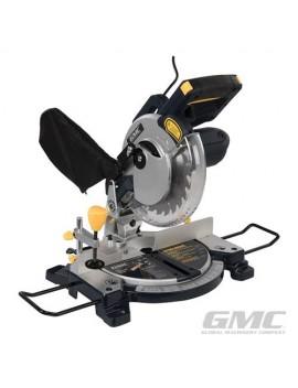 Scie à onglet radiale combinée 210 mm, 1 200 W