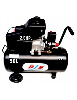 Compresseur d'air coaxial 50 L, 2 cv, électrique