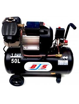 Compresseur d'air coaxial 50 L, 3 cv, électrique