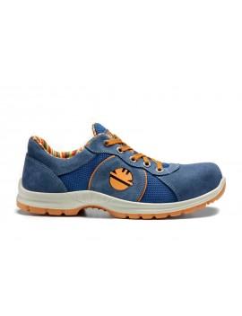 Chaussures de sécurité Agility ADVANCE S1P Dike Bleu