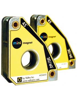 KIT DE 2 MINI MAGNETS 30°/45°/60°/90°
