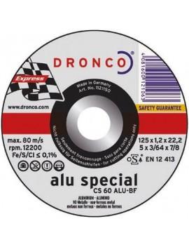 25 disque aluminium