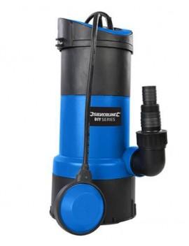 Pompe submersible pour eaux claires et usées 750 W