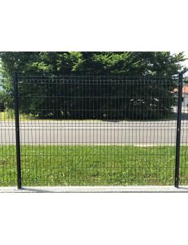 Clôture résidentielle 2,5m x 0,63m