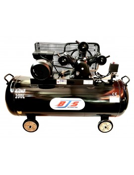 Compresseur d'air 200 L, 4 cv, électrique