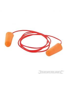 Bouchons d'oreilles à cordelette