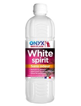 White Spirit Sans Odeur Bouteille de 1 Litre
