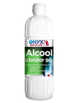 Alcool à Bruler Bouteille de 1 Litres
