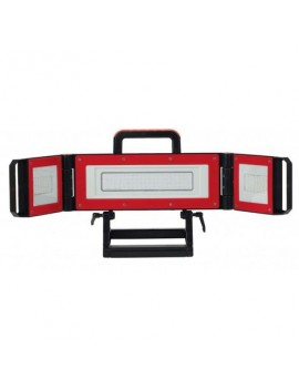 PROJECTEUR LED PORTABLE VOLETS ORIENTABLE