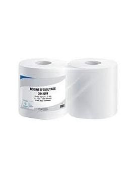 Lot de 2 Rouleaux de papier essuie mains