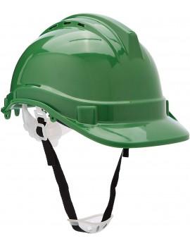 Casque de sécurité Vert