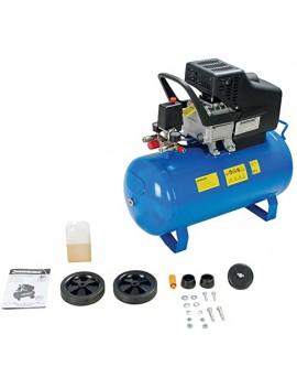 Compresseur d'air électrique 2 ch, 1500 W 50 L