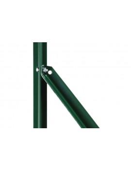 Jambe de force 25 X 25 H 1.50 m Vert
