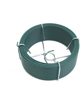 fil d'attache pour grillage souple