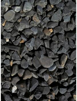 Galet Noir 15-25 Sac de 20kg