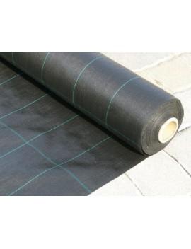 Malex-Toile de paillage Noir 130gr 2.10*1 m