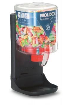 MoldexStation 250 Bouchons mousse Spark plugs